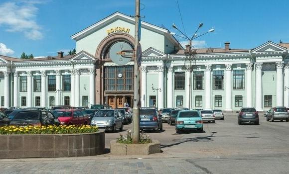ЖД Вокзал ЖД вокзал Выборг